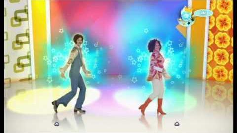 Just Dance Kids 2014 The Hustle 4 Stars (Wii on Wii U)