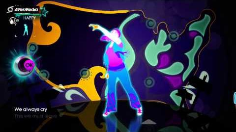 Just Dance 3 Are You Gonna Go My Way, Lenny Kravitz (Solo) 5*