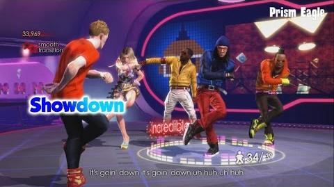 The Black Eyed Peas Experience - Showdown - S Rank