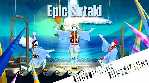 Just Dance 2016 - Epic Sirtaki