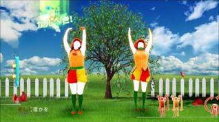 Acerola Taiso No Uta - Just Dance Wii U
