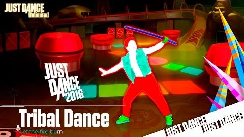 Just Dance Unlimited - Tribal Dance Alternate