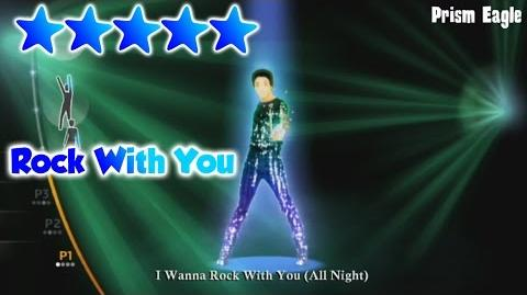Michael Jackson The Experience - Rock With You - 5 Stars