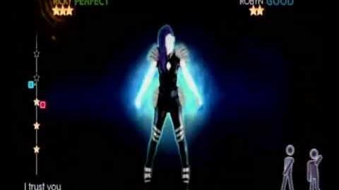 Just Dance 4 - Heavy Cross Wii