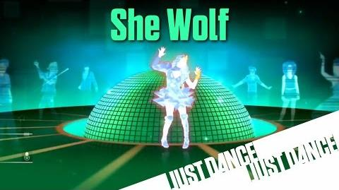 Just Dance 2014 - She Wolf Mash-Up