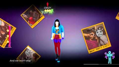 We Can't Stop - Miley Cyrus - Just Dance 2014