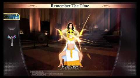Michael Jackson The Experience Remember The Time (PS3) (FULL HD)