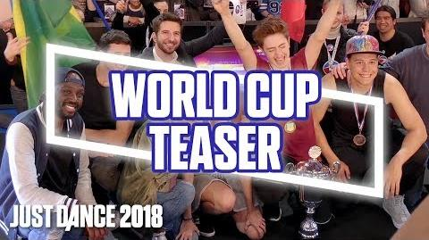 Just Dance 2018 World Cup Teaser Trailer Ubisoft US