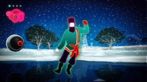 "Just Dance 2 ""Rasputin"" by Boney M"