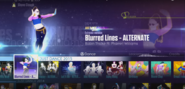 Blurred Lines (Extreme) Just Dance Unlimited Error