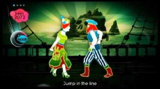 Jump in the Line - Just Dance 2