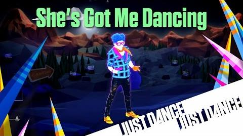 Just Dance Unlimited - She's Got Me Dancing