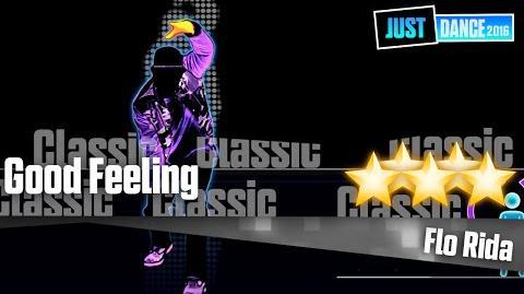 Good Feeling - Flo Rida Just Dance Unlimited