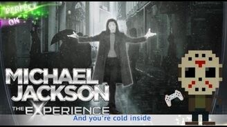 PS3 GamePlay Michael Jackson The Experience Stranger in Moscow 5 Stars