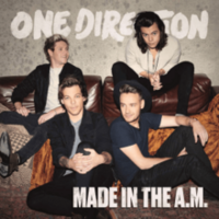 One Direction - Made in the AM (Official Album Cover)