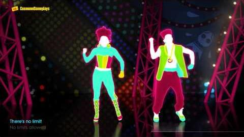 FULL GAMEPLAY! - 2 Unlimited - No Limit - Just Dance Now