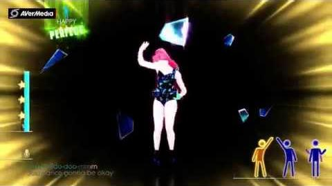Just Dance 2014 Just Dance, Lady Gaga (Classic) 5*