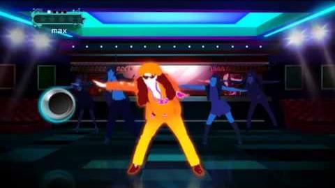 ジャストダンス2 JUST DANCE WII 2 DJ OZMA AGE AGE EVERY NIGHT