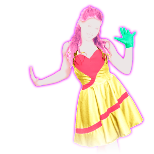 Image - Callmemaybe coach 1 big.png | Just Dance Wiki ...