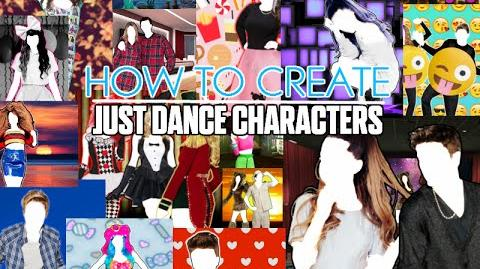 How to Make Just Dance Characters