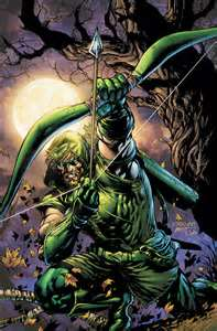 Green Arrow featured justice league member pic