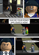 TKOG Movie Comic Fourth Page