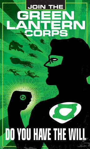 File:Green Lantern Corps Poster by Heartattackjack.jpg