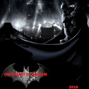 The Knight of Gotham Poster
