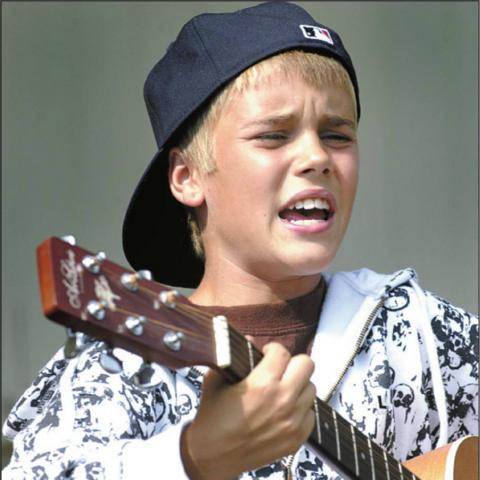 The Beacon Herald  - Justin Bieber