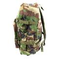 Camo Utilitarian Backpack side