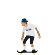 Purpose Pro character Sheckler
