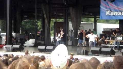 "Justin Bieber LIVE ""One Time"" - Red, White & Boom 14 in Kansas City"