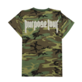 Purpose Tour T-Shirt back