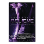 Justin Bieber Believe Dance Art Print
