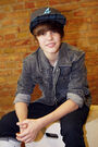 Justin Bieber Germany photoshoot