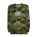 Staff Longsleeve T-Shirt