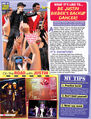Tiger Beat August 2011 On the road with Justin