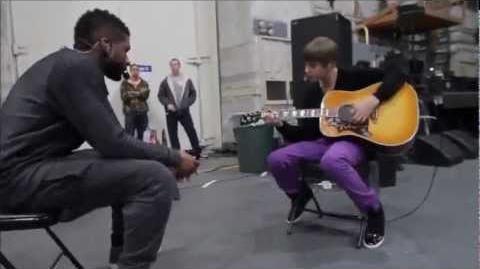 Justin Bieber ft Usher - U Got It Bad HD