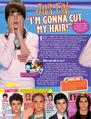 Tiger Beat April 2011 hair