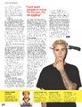 NME 13 November 2015 Justin Bieber 2