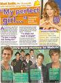 M magazine October 2009 meet Justin