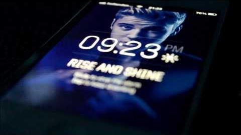 The Key App - Piano alarm + message (FULL!) (HD) (Justin Bieber)