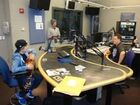 Justin Bieber on The Brooksie Show on Q102