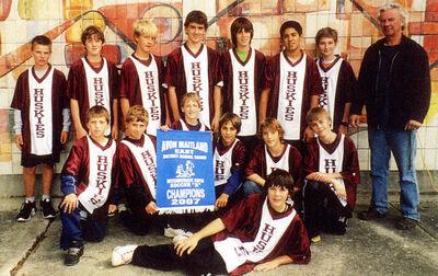 Stratford Northwestern Secondary School soccer