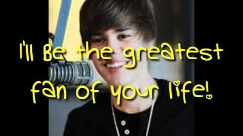 Justin Bieber- I'll Be Lyrics