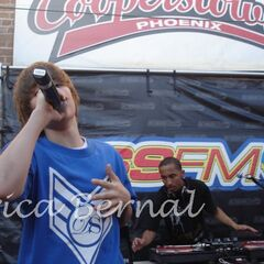 DJ YoungStar playing for <a href=