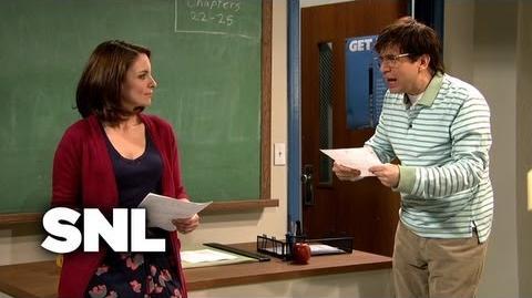 Teacher - Saturday Night Live