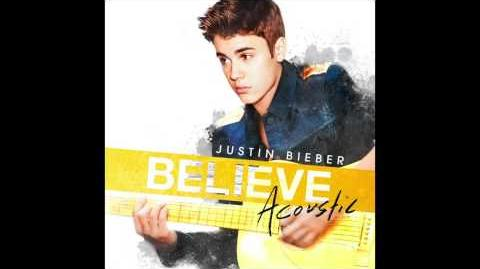 Justin Bieber - Fall (Live) (Audio)
