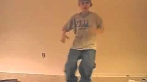 "Kidrauhl - Justin Bieber dancing to ""Billie Jean"" by Micheal Jackson"