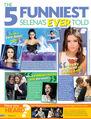 Tiger Beat May 2012 Selena's secrets